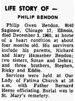 Phillip Owen Bendon