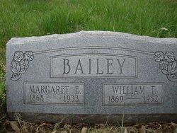 Margaret Elizabeth <i>Henry</i> Bailey