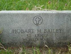 Hobart M Bailey
