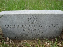 Commodore George Bailey
