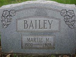 Martin Moore Martie Bailey