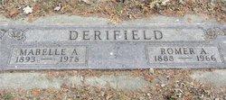 Mabelle A Derifield