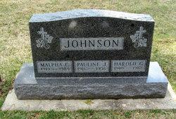 Melpha Claretta Johnson