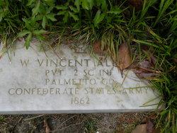 Pvt William Vincent Alison