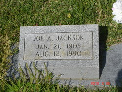 Joseph Aldridge Jackson