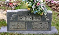 Lucy Luvicey <i>Guffey</i> Winkles