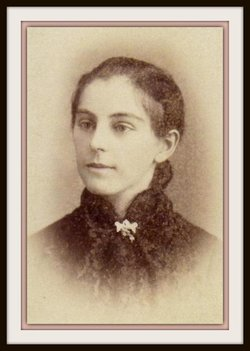 Nellie Olivia <i>Burkhart</i> Hall
