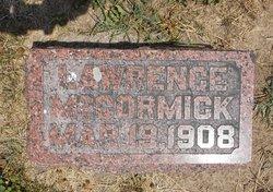 Laurence McCormick