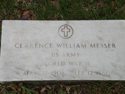 Clarence William Messer