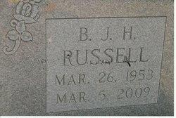 Betty Jean <i>Harrell</i> Russell