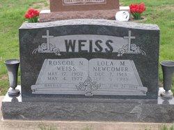 Roscoe Nelson Weiss