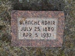 Blanche <i>Johnson.</i> Adair