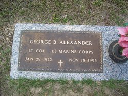 LTC George B. Alexander
