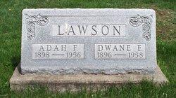 Dwane Edward Lawson
