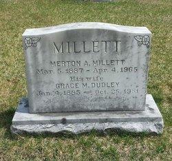 Grace Marjorie <i>Dudley</i> Millett