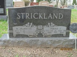 Ferris J. Strickland