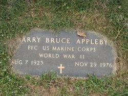 Harry Bruce Appleby