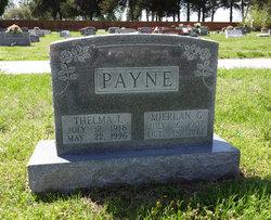 Thelma Irene <i>Wilson</i> Payne