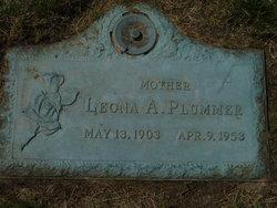 Leona Armelda <i>Rowe</i> Plummer