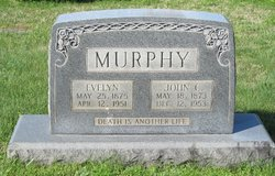 Susan Evelyn Eva <i>Carpenter</i> Murphy