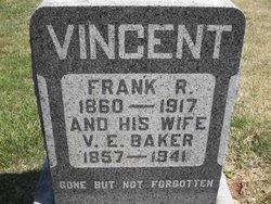 Violeta Elizabeth <i>Baker</i> Vincent