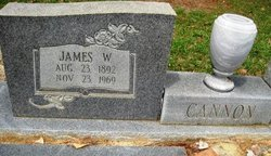 James W Cannon