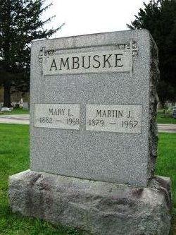 Martin J Ambuske