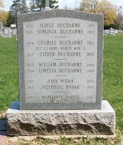 Loretta <i>LaPolice</i> Ducharme