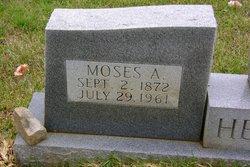 Moses A Henson