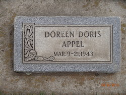 Doreen Doris Appel