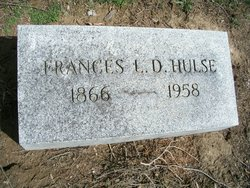 Frances Lilly <i>Durflinger</i> Hulse