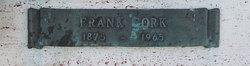 Frank Cork
