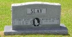 George Dewey Slay, Jr