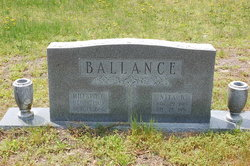 Millard Fillmore Ballance, Sr