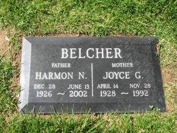 Harmon N Belcher