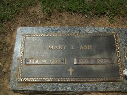 Mary Lu <i>Howland</i> Ash