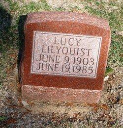 Lucille Lucy <i>Pendlewski</i> Lilyquist