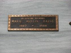 Marie <i>Austin</i> Hardy