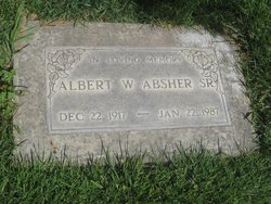 Albert Wilson Absher