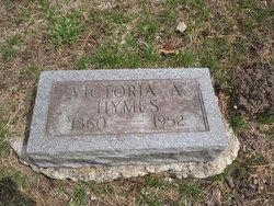 Victoria Alberta <i>Holcomb</i> Hymes