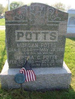 Morgan Potts