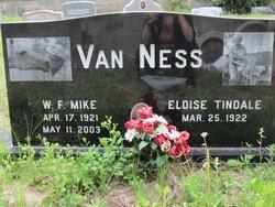 Eloise <i>Tindale</i> Van Ness