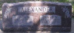 James V Alexander