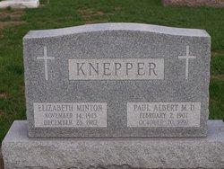 Sarah Elizabeth Knepper