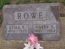 Erma B <i>Cole</i> Rowe-Zimmer
