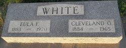 Eula Frank <i>Lewis</i> White