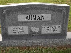 Ida Carolyn <i>Bouldin</i> Auman