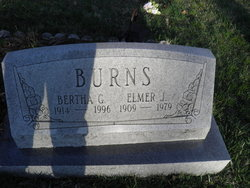 Elmer Joseph Burns