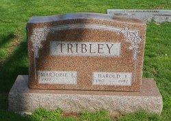 Marjorie <i>Hetland</i> Tribley