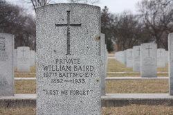 William Albert Baird